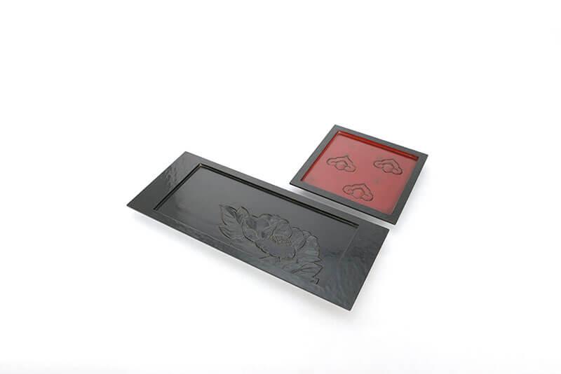 Macaroon Plate BOTAN Chocolate Plate GURI