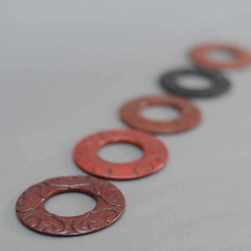 鎌倉彫 環(大)